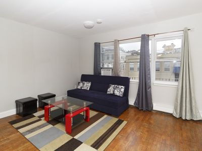Photo for Great 3 BR + 2 Bath on The Heights, Jersey City