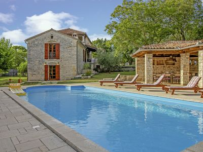 Photo for Villa Salambati 9 * 20000 m2 estate, private pool, BBQ, free WiFi