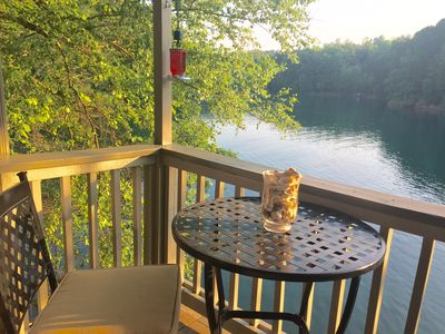Photo for 3BR/2BA Condo on Lake Keowee, perfect for Clemson graduation weekend