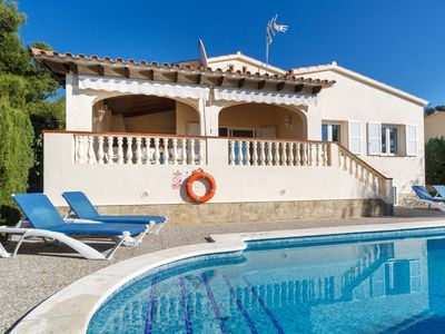 Photo for Casa Santa - 3 bedrooms with sea views - Great for families