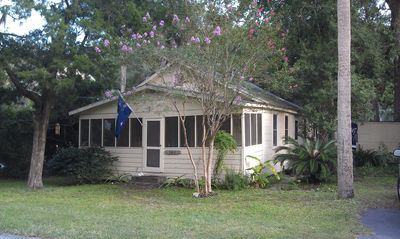 Photo for Great Value + Location- 3 blocks to beach- 2blocks to downtown folly!!