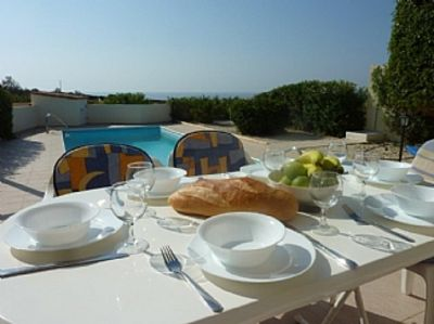 3 Bed Villa In  Stunning Peaceful Location With Private Pool And Sea Views