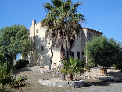 Photo for Very beautiful and quiet country house between San Llorenc and Arta