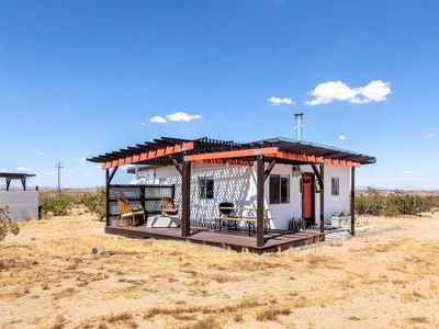 Photo for Outlands Cabin: A homestead cabin on 5 acres of amazing views in Joshua Tree