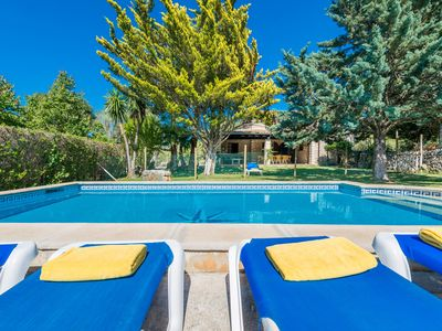 Photo for Can LLobera II - Villa for 8 people in Pollensa
