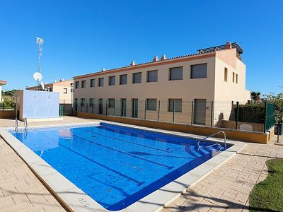 Photo for Vacation home Urb Vilaromana  in Miami Platja, Costa Daurada - 6 persons, 2 bedrooms