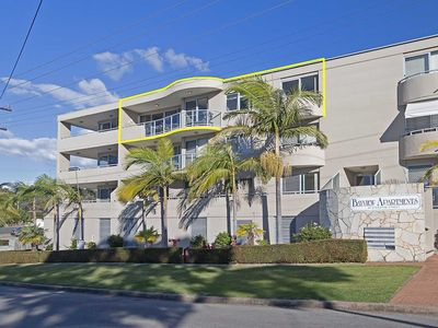Photo for 11 'Bayview Apartment' 42 Stockton Street - right in the CBD of Nelson Bay with water views