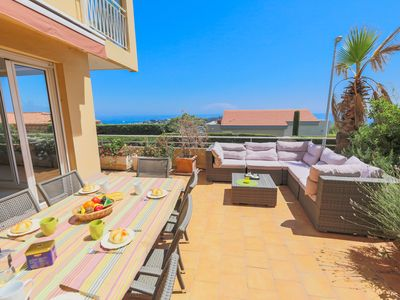 Photo for 2BR Apartment Vacation Rental in Villefranche-sur-Mer, Alpes marítimos