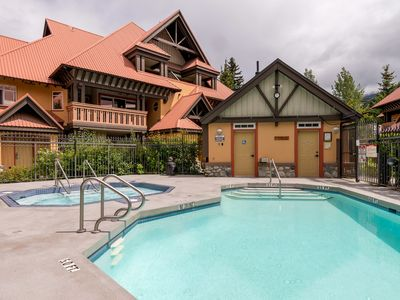 Photo for Stoney Creek Sunpath 47 - Renovated 3 bedroom, private hot tub & pool access