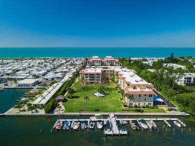 Photo for Longboat Key Cosy 1bed/1bath between white sand beach and Sarasota bay