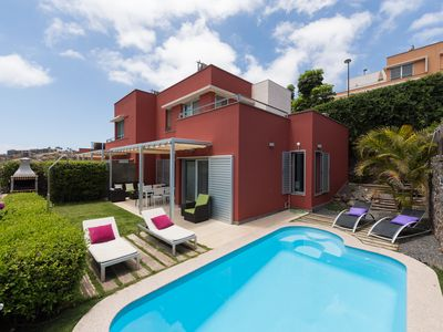 Photo for SPECTACULAR VILLA WITH PRIVATE HEATED POOL