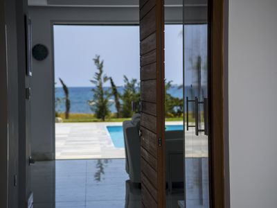Photo for New Modern Luxury Beach House-amazing sunrise-50 meters from a long sandy beach