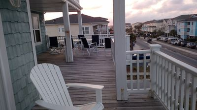 Photo for 5 BR/5BA-Pool-Best Ocean views from 2nd row on 1st St West