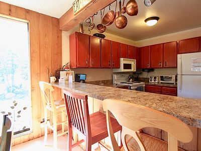 Photo for Ski and Racquet #11-2 bedroom/2 Bathroom in full amenity complex! Great views!