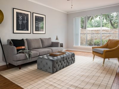 Photo for Beautiful 2BR in The Galleria by Sonder