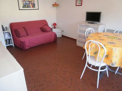 Photo for Studio equipped for 2-3 people on the 1st floor