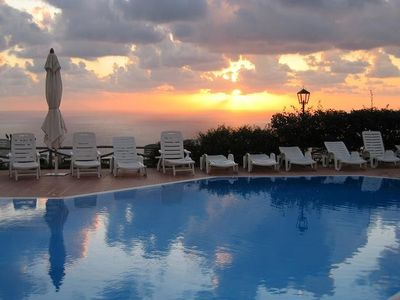 Photo for HOLIDAY DREAM ON LOCATION WITH BREATHTAKING VIEWS OF THE SEA