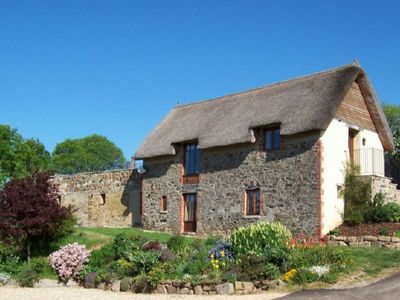 Photo for THE COTTAGE, pet friendly in Sampford Courtenay, Ref 976086
