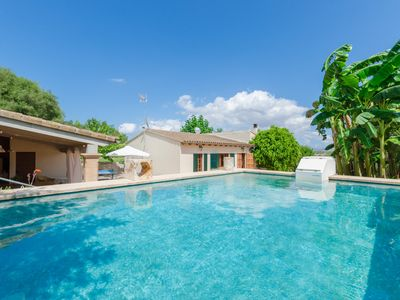 Photo for YourHouse Alcudiola, country house with pool for 6 guests in Majorca North