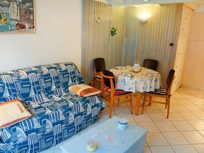 Photo for House 275 m from the center of Saint-Georges-de-Didonne with Parking, Internet, Washing machine, Terrace (109315)