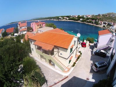 Photo for One Bedroom Apartment Ivanka Bilo A3 with Sea View