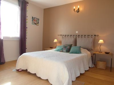 Photo for Apartment in detached residence
