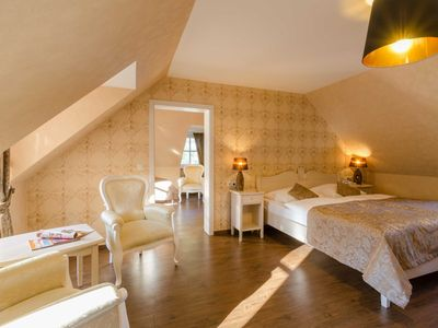 Photo for Double room in the residence or in the Castle Park side - Seeschloss Schorssow