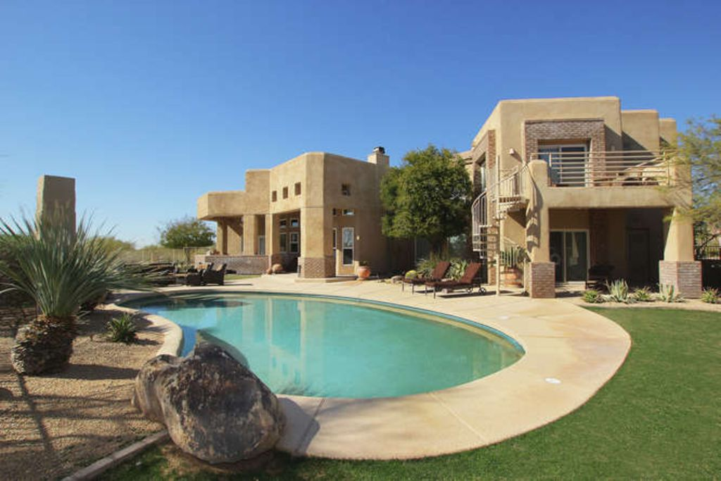 Spectacular North Scottsdale Desert Home Homeaway