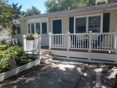 Photo for NEW LISTING! - Quaint Cape May Beach House Only Blocks to the Beach