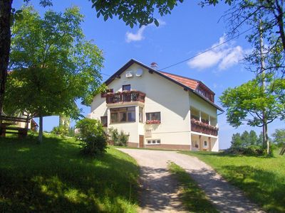 Photo for Apartments and rooms Jelena, (15230), Oštarski Stanovi, Plitvice, Croatia