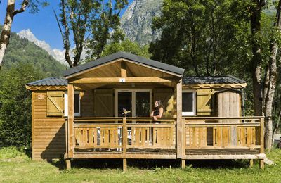 Photo for Camping La Perrière ** - Mobile home 3 Rooms 4/6 People