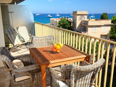 Photo for Apartment Le Bastion in Antibes - 2 persons, 1 bedrooms
