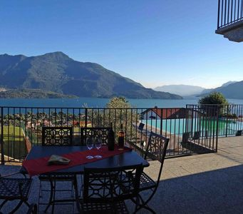 Photo for Lake Como - Residence La Collina - Leccino