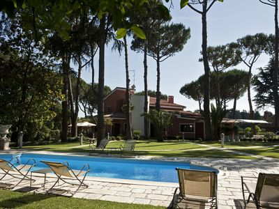 Photo for 6BR Villa Vacation Rental in Rome, Latium