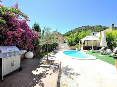 Photo for VARNA -House 10 pax in Capdepera- MALLORCA- Private Pool- Barbecue. 5 bedrooms- Chillout -67373- - Free Wifi