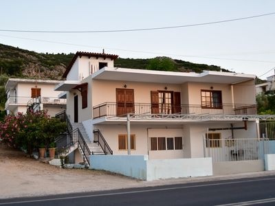 Photo for My detached house has 3 bedrooms,private parking just 5 minutes from the center of Nafplio city