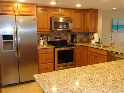 """Photo for """"Breakers East 703""""~Gulf Front 2BR/2BA~Remodeled Condo~Beach Setup Included!!"""