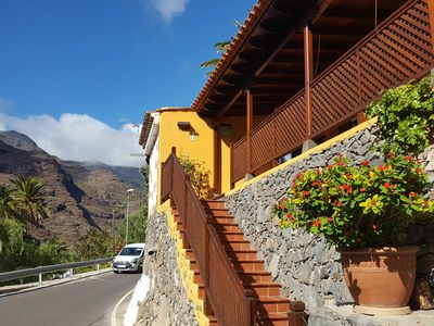 Photo for relax in nature in Gomera's sunny south