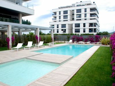 Photo for LUXURY APARTMENT in Marina de Botafoch