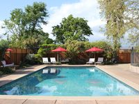 Sonoma Ranch equipped for large groups and lots of fun!