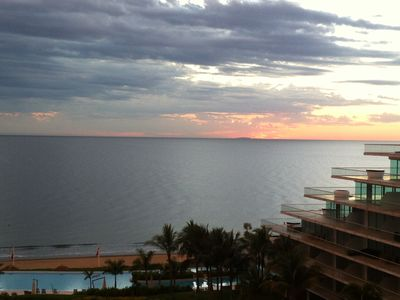 Photo for Spectacular Beach front 2 Bedroom Condo