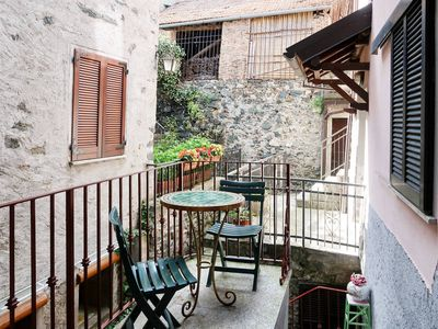 Photo for Apartment Ludovica  in Dongo (CO), Lake Como - 2 persons, 1 bedroom