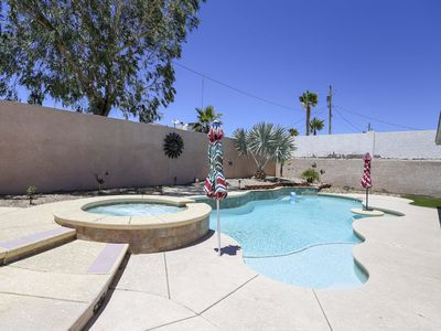 Photo for Beautiful Pool Home w/ Large Boat/RV Parking Newly Furnished