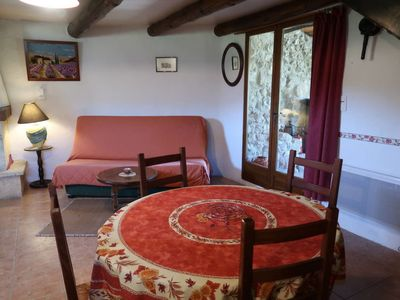 Photo for Vacation home Le Buis (RSB101) in Roche St Secret Béconne - 4 persons, 1 bedrooms
