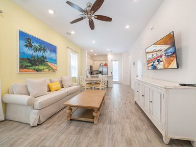Photo for Livin in Paradise Cottage! Amenity Access + Daily Clean, Miles from Disney