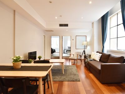 Photo for 2BR Nova Suites in Sydney CBD
