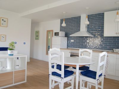 Photo for CAMBRILS - LLOSA - 2CH - Renovated terrace - Garden and private parking