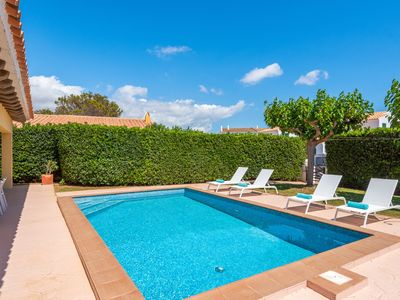 Photo for big discounts % Villa Libra - 350 mts from beach - private pool