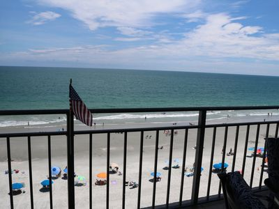 Photo for STUNNING OCEANFRONT!! Garden City