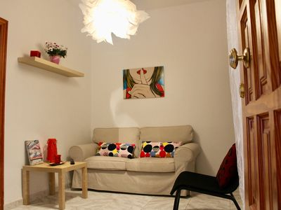 Photo for COZY and IDEAL FOR FAMILIES WITH CHILDREN and COUPLES 2 BEDROOMS
